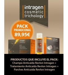 PACK Champú + Tratamiento + Parches (Anticaída)