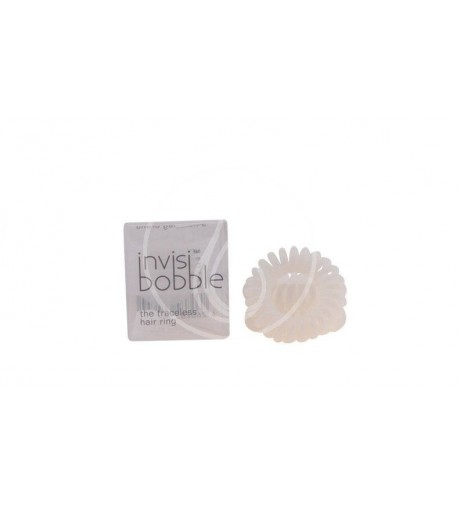 Invisibobble white