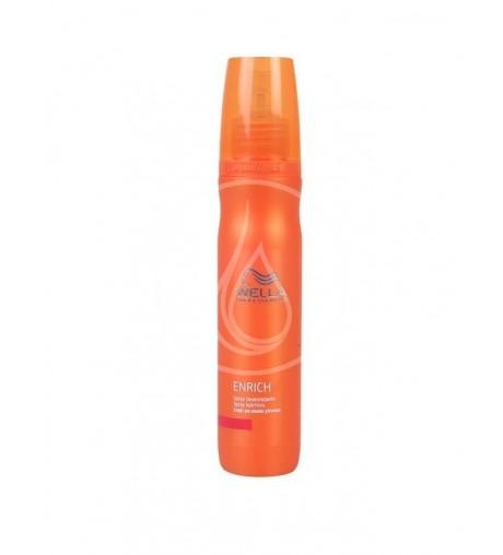Wella Enrich detangling spray