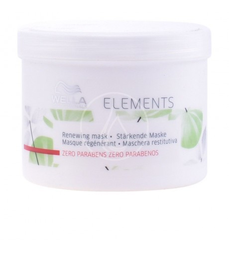Wella Elements Mask | Sin parabenos