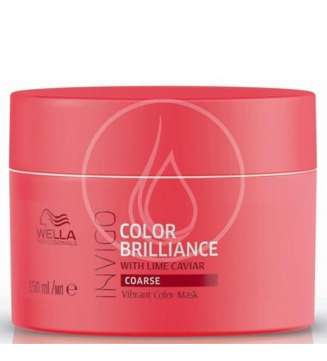 Invigo Brilliance Mascarilla ♥ Pelo Grueso