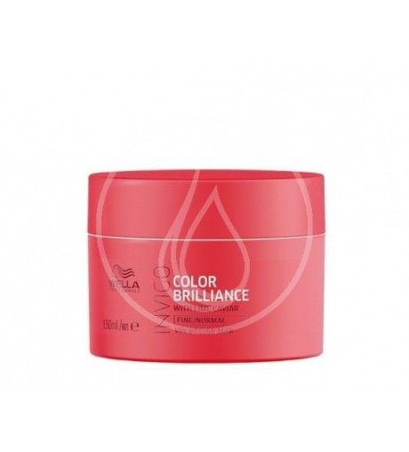 Invigo Brilliance Mask Fine Normal Hair