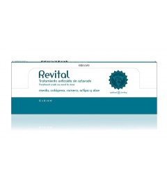 Ampollas Revital 12x12ml Eseuve
