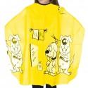 Capa Infantil Perros Cierre Velcro (Elige Color)