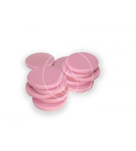 Cera Sólida 1Kg Rosa Cremosa Darnier