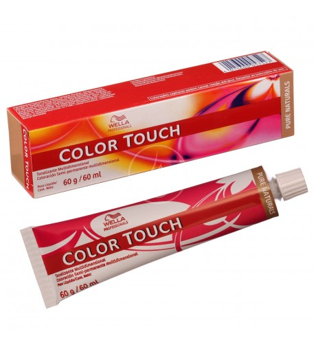 Tinte Semipermanente COLORTOUCH DEEP BROWNS
