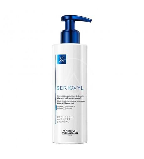 Serioxyl Hypoalergenic Shampoo 250ml