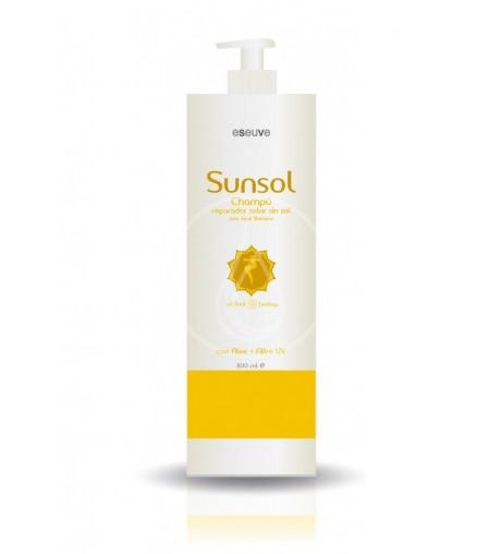 Champú Solar Sunsol de Eseuve