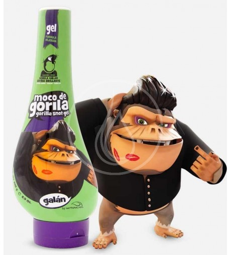 Moco de Gorila Gel Galán