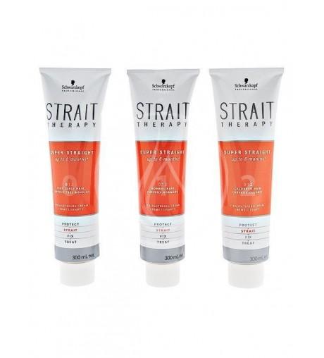 Strait Therapy Crema Alisadora ♥ Tratamiento de alisado