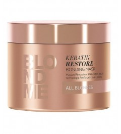 Blondme Keratin Restore Bonding Mask ♥ Mascarilla Pelo Rubio