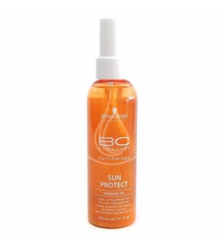 Shimmer Oil Spray