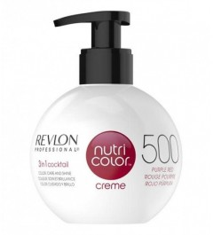 Revlon Nutri Color Creme 500 rojo purpura