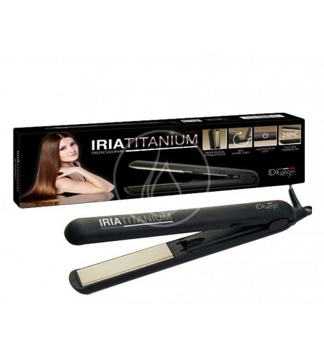 Iria Titanium Plancha Profesional ID Italian