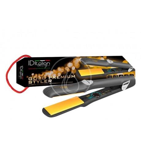 Gold Premium Styler Plancha Profesional