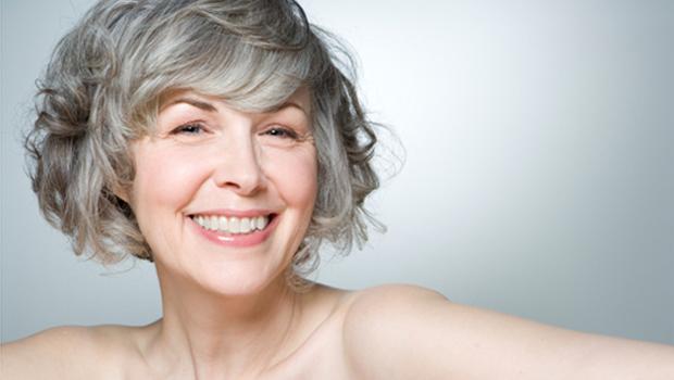 Canas por envejecimiento
