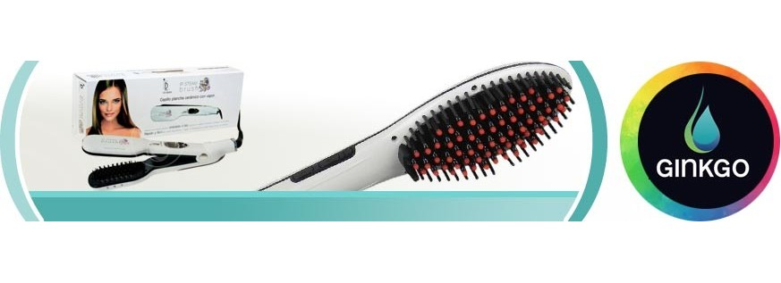 Cepillo Alisador Eléctrico