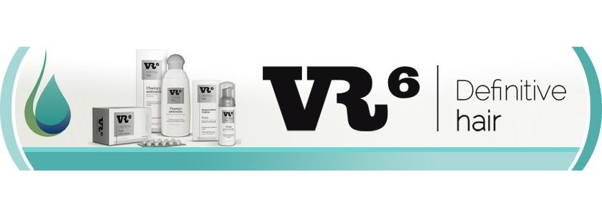 VR6 | Definitive Hair