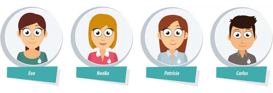 Ginkgo - Un equipo de confianza a tu servicio