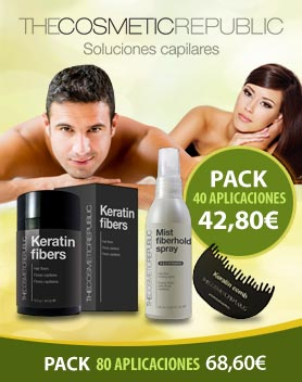 Pack Keratin Fibers