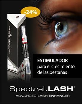Spectral Lash ¡Aumenta tus pestañas!